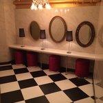 Toilets so big