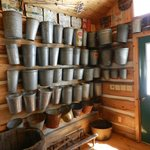 More maple sap pails