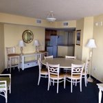 Four bedroom, three bath, oceanfront condo