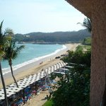 Barcelo Huatulco View from our room