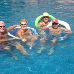 Barcelo Huatulco Adult's pool - Bring a Float!!!!