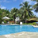 Crown's swimming pool