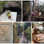inn the garden
