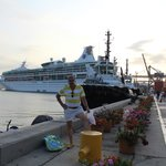 crucero Vision of the Seasen Curacao