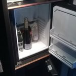 Mini bar offert boissons sans alcool