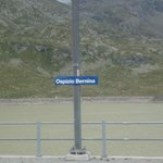 Ospizio Bernina station