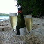 Moso Island picnic lunch