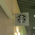 Starbucks sold at Lookout Cafe inside the hotel