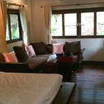 Waterfron villa