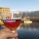 Saluting Table Mountain