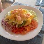 Fresh salad!