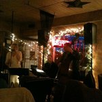 Photo from their Thursday night Jazz talent.
