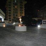 entrada hotel