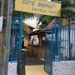 Côté Jasmin Jardin Bar