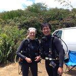 Happy divers:-)