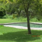 Swimmimg pool area