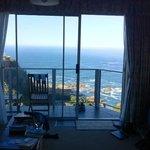 View from BirdsView Suite