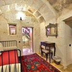 Unique rooms and suites