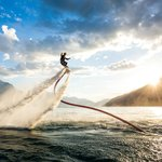 Feel the power of the FlyBoard