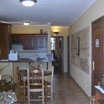 Salon comedor apartamento nº 1