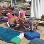 Ve Kral Tanju ÇOLAK Gezgin Beach' de