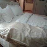 una cama para dormir como reyes