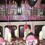 Hen decoration
