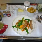 room service, the cst was 41 EURO