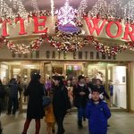 Entrance to Lotte world