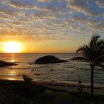 Sunrise over Turtle Cove