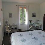 Suite Anjuna de la maison d'hotes Bastide Valmasque