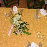 preparazioni in tavola