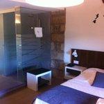 Hotel Masia La Torre - bed room