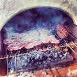 Barbecue a disposizione degli ospiti