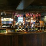 Smart Bar Front - With 6 Cask Ales