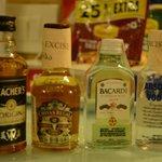 minitaure liquor