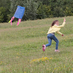Previous years we've done kite making activities - perfect place to try them out afterwards!