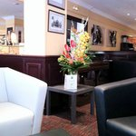 Salon du Comfort Hotel Urban City Le Havre