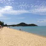 Der strand am peace resort