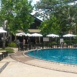 Pool im peace resort