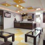 Reception & Waiting Lounge