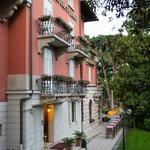 Hotel Sveti Jakov entrance