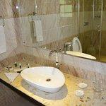 Spotless Wash-room