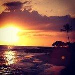 tramonto al viva dominicus beach