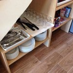 Vaisselle à l'air libre : pas du tout hygiénique