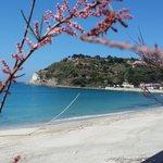 Foto del 2 aprile 2014 dal villagio....posto incantevole!