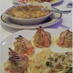 Scrumptious Oceanaire Seafood
