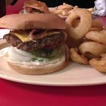 Bacon Cheese Burger-Order burgers anytime cause made to order