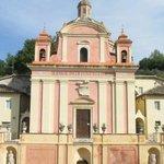 La chiesa privata della Villa