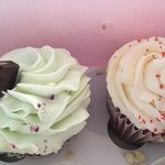 Mint Chocolate and Red Velvet